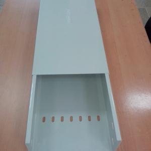Máng cáp 100 x 100 sơn tĩnh điện dầy 1,0mm