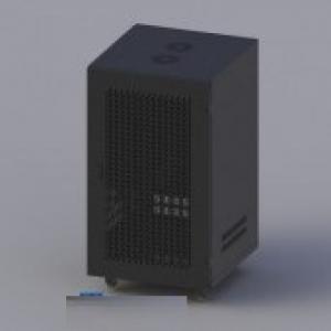 Tủ Rack 20U-D600 Cánh lưới
